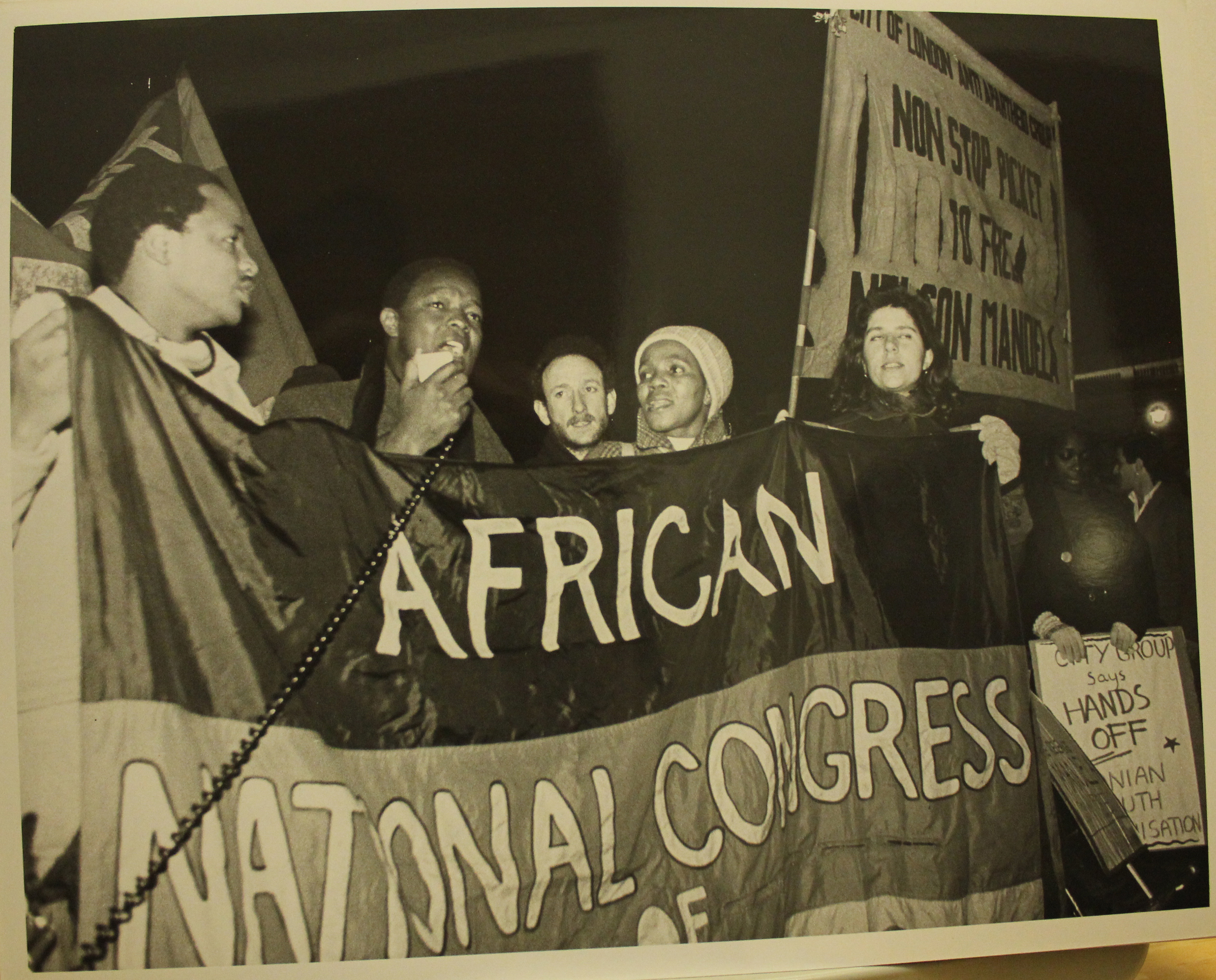 The African National Congress and the Fight Against South African Apartheid
