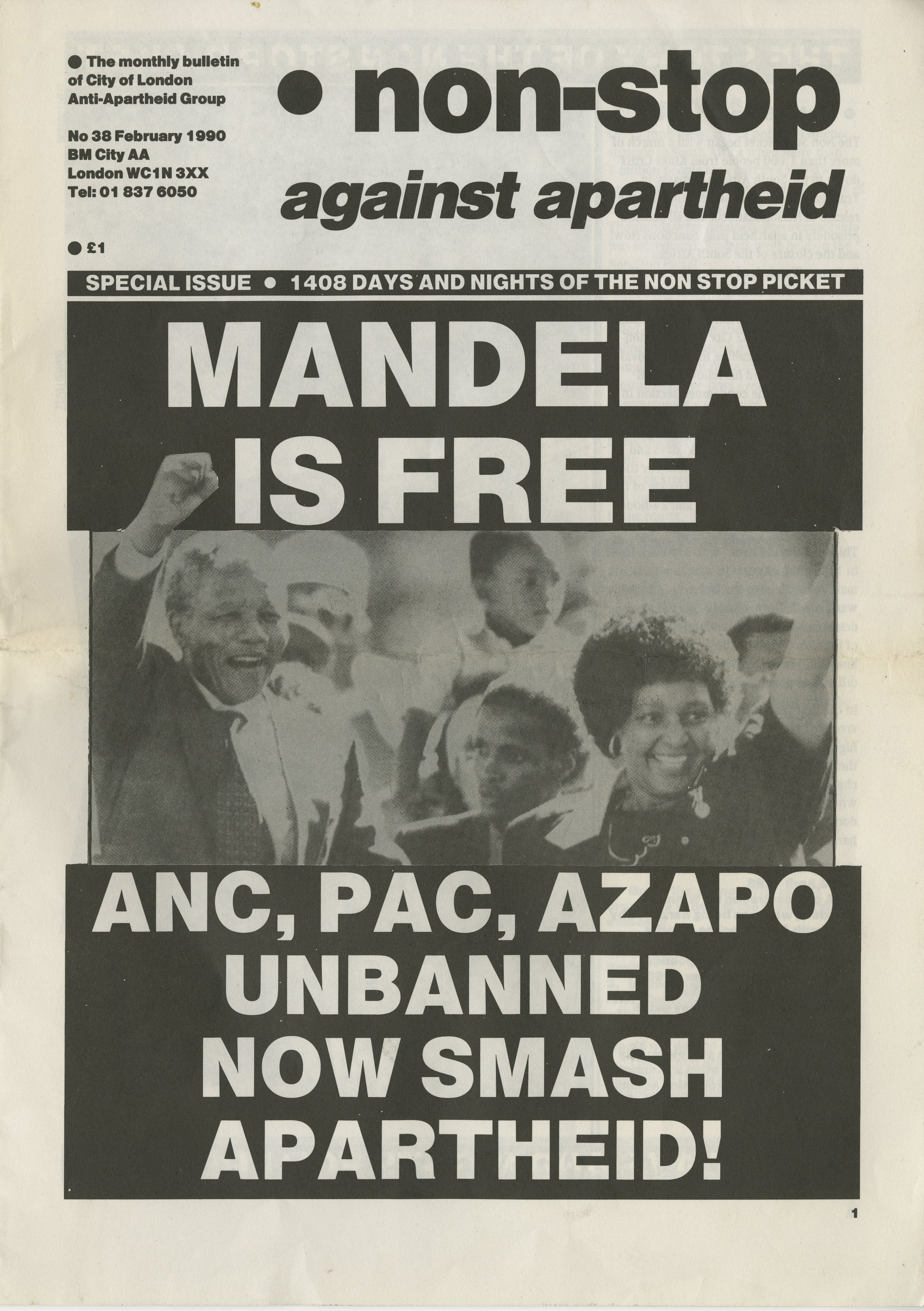 the history and issue of apartheid 20 years after apartheid, south africa asks, 'how are we doing' : parallels the african national congress should cruise to victory in wednesday's election.